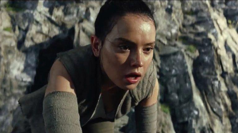 Daisy Ridley es Rey