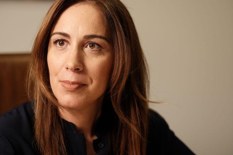La exgobernadora de Buenos Aires, María Eugenia Vidal, dio positivo de coronavirus