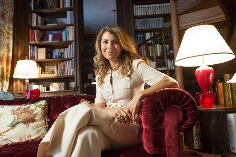 Adriana Batán Rocca, presidenta Club de Harvard en la Argentina