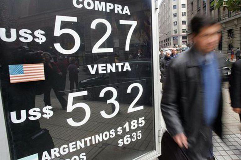 El peso chileno, muy ligado a la cotización del cobre en los mercados internacionales, tocó un mínimo de tres años