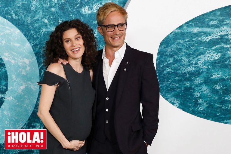 La primera aparición pública junto a su mujer desde que anunciaron el embarazo