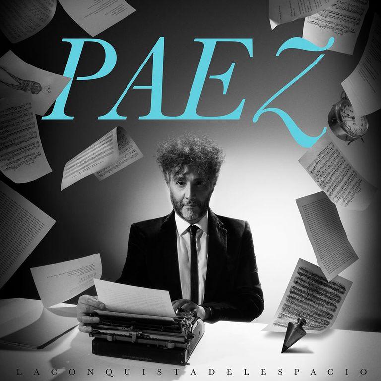 La portada del nuevo disco de Fito Páez
