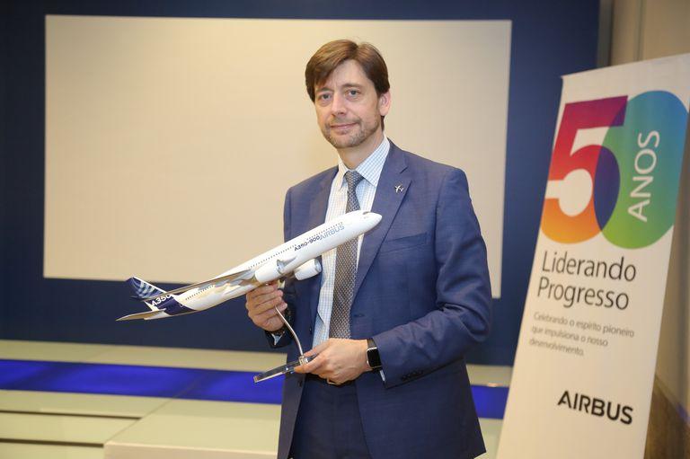 Airbus: por qué el aire que circula en un avión es limpio según un ejecutivo top