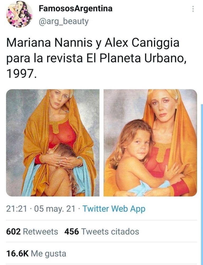 Las imágenes causaron una ola de comentarios y memes en Twitter