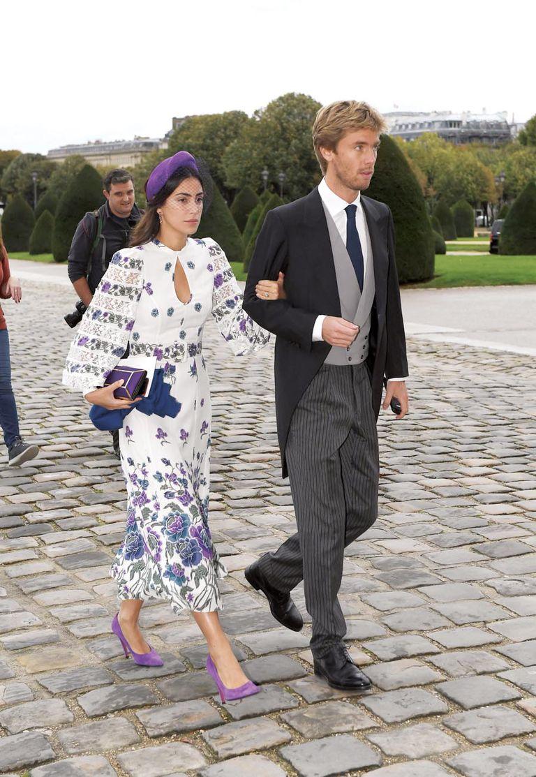 Desde su boda con el príncipe Christian de Hannover, la peruana Alessandra de Osma siempre impactó con su estilo. Y esta vez no fue la excepción.