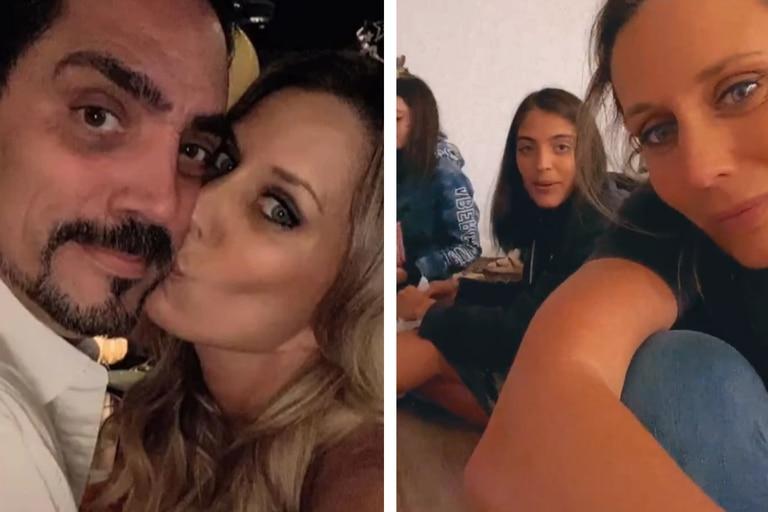 """""""Sobrás acá"""": las escenas de celos de una hija de Eduardo Fort a Rocío Marengo"""