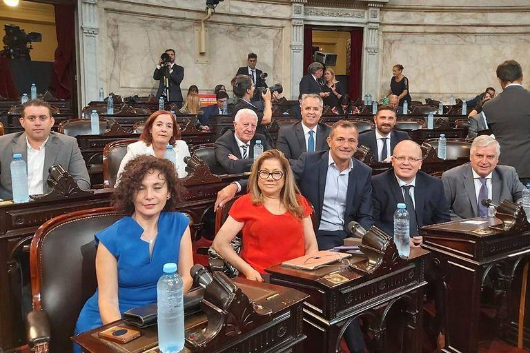 Enojo de diputados del Interbloque Federal porque Fernández no incluyó una ley