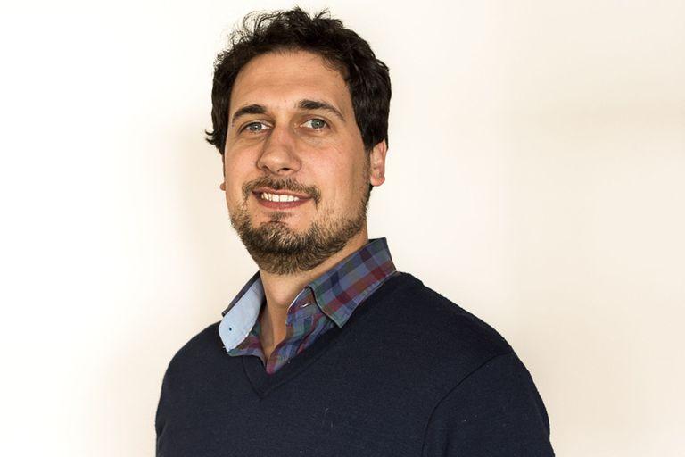 Jeremías Battistoni, consultor Az-Group