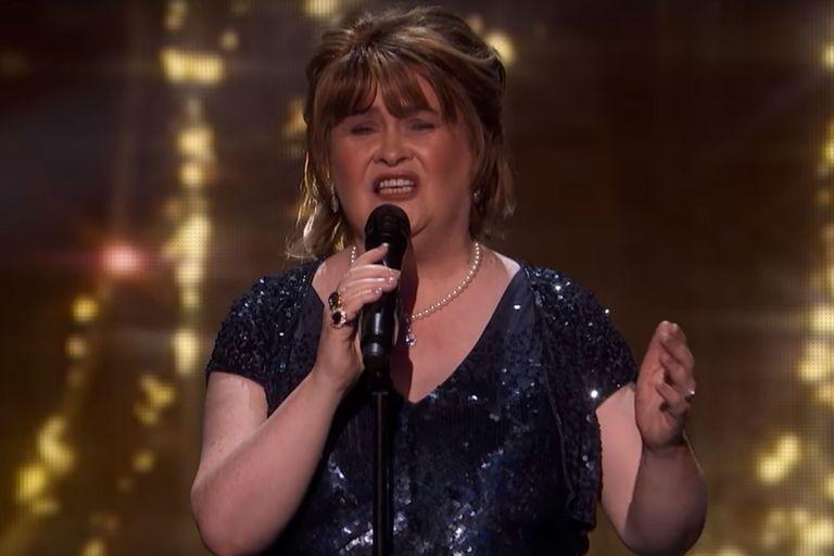 Susan Boyle regresó a la TV y sorprendió al jurado de America's Got Talent