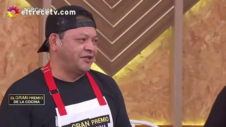 El gran premio de la cocina