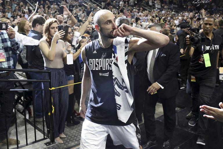 Manu Ginóbili vuelve a San Antonio Spurs: la función que cumplirá en la franquicia