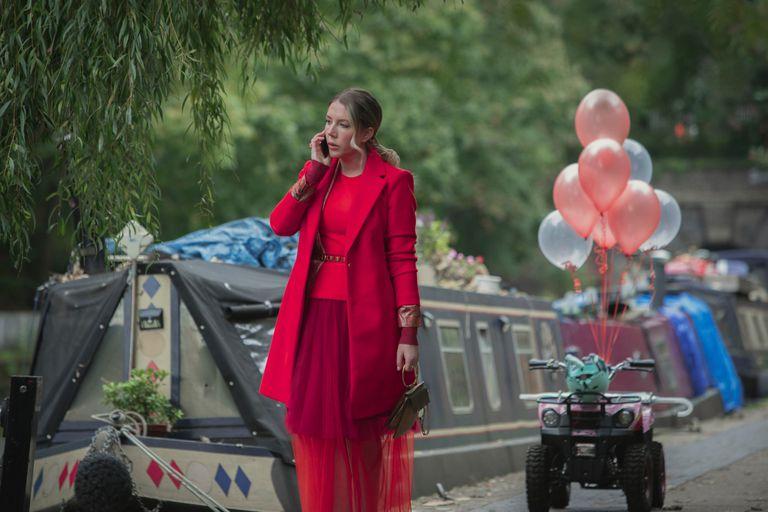 Katherine Ryan en Casi una duquesa