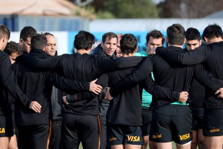 El coach Gonzalo Quesada, uno de los primeros que abandonó los Jaguares luego de que la pandemia de coronavirus obligara a la suspensión del Súper Rugby 2019