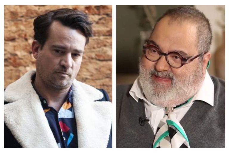 """Chano habló con Jorge Lanata sobre su dura internación: """"Lloraba estando intubado"""""""