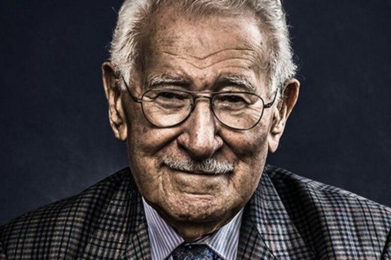 """Día Internacional del Holocausto: """"Por qué soy el hombre más feliz de la Tierra"""""""