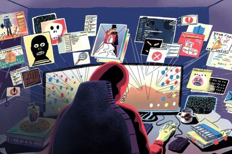 """""""Me odian y me persiguen por romper ransomware en internet"""""""