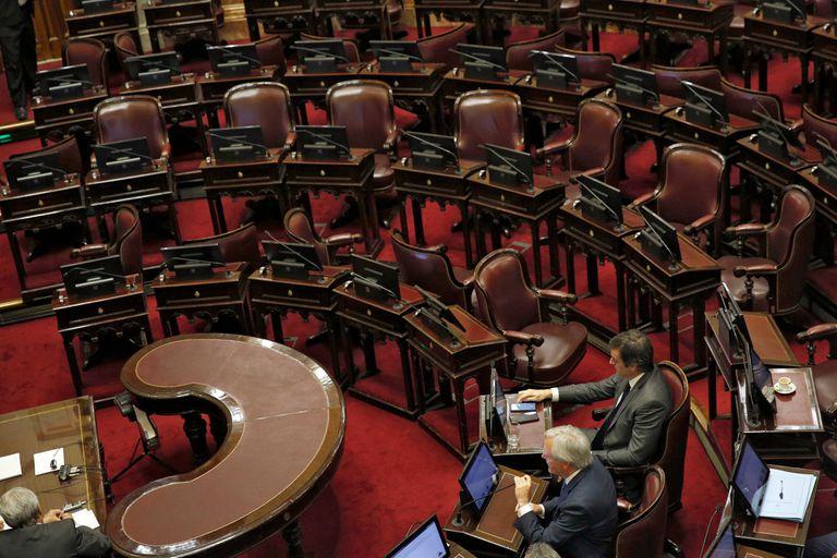 Suspenden la última sesión en Diputados por malestar interno en Cambiemos
