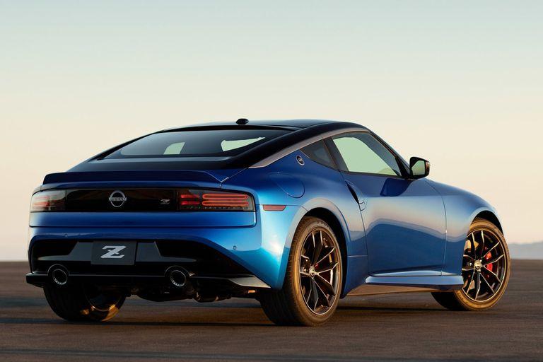 La estética de la Nissan Z 2023 es sumamente moderna y atractiva