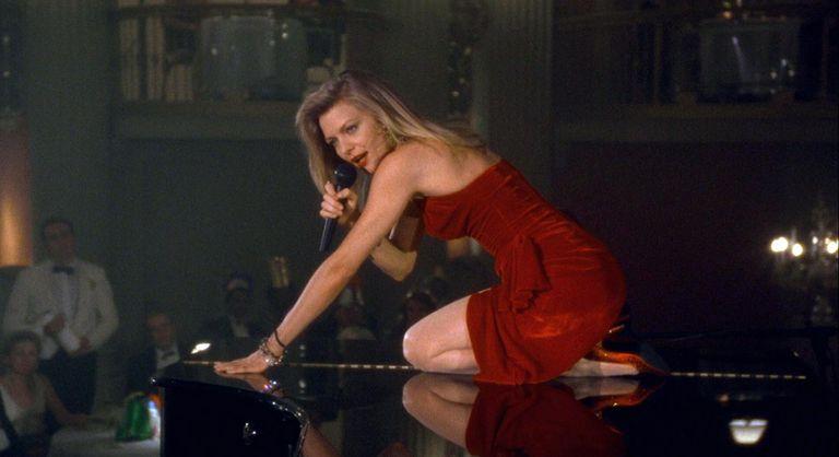 Michelle Pfeiffer en Los fabulosos Baker Boys