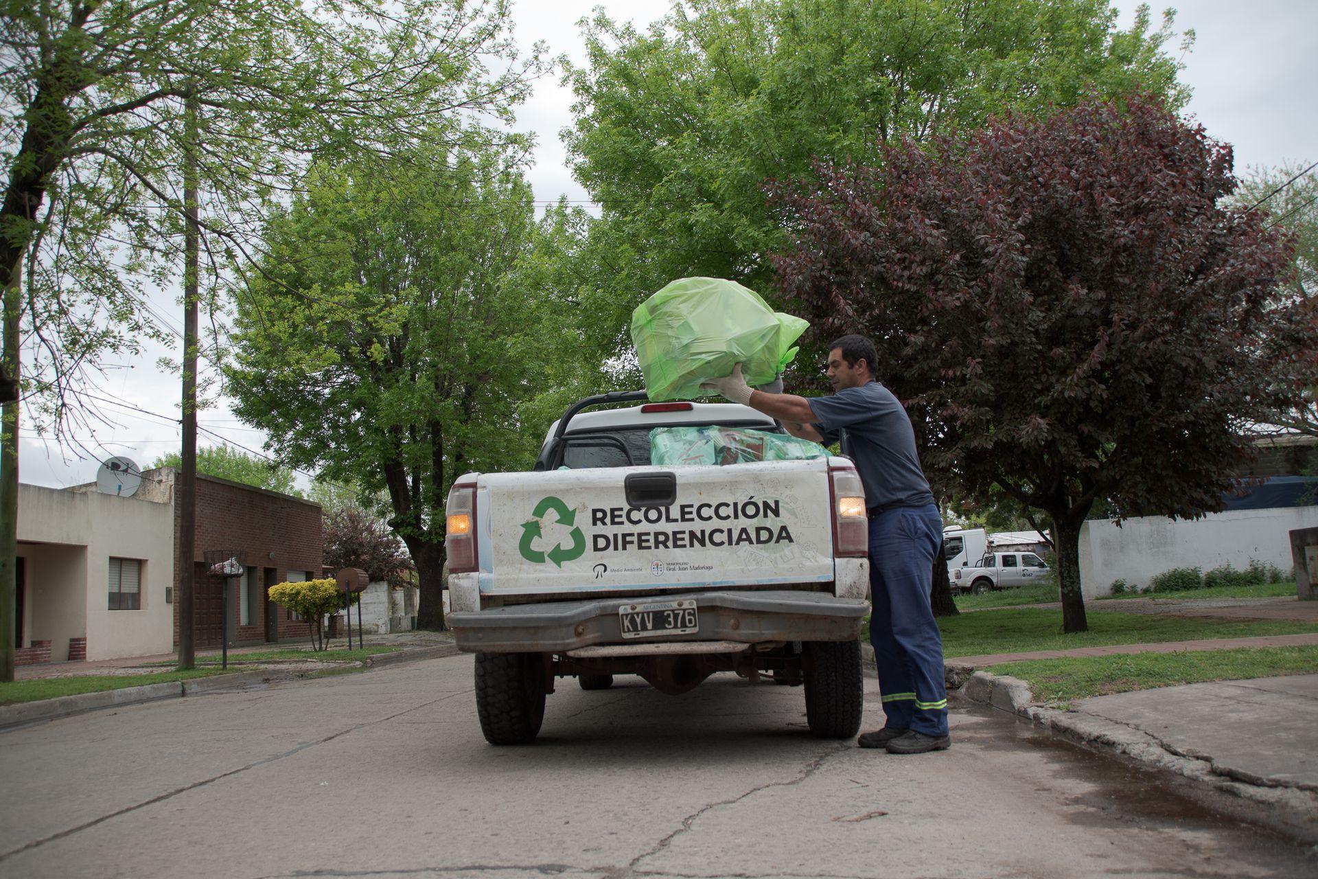 Greener, una startup que propone beneficios tangibles para quienes separan sus residuos