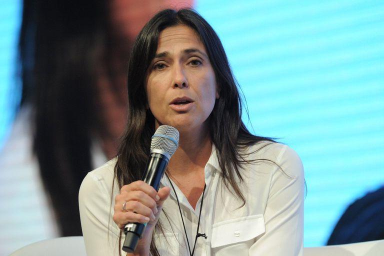 M. Eugenia Talerico, vicepresidenta de la UIF