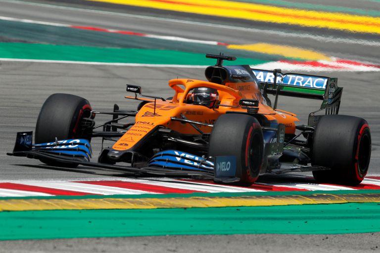 En problemas: Sainz, el elegido de Ferrari que no logra acelerar su Mc Laren