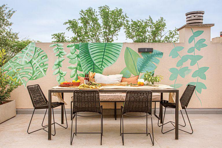 Departamento chico, terraza grande: ¿hasta cuánto pagar por los m2 descubiertos?