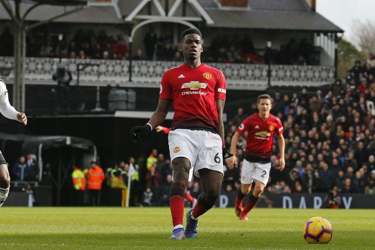 El juego distinguido de Pogba, eje en el mediocampo del United