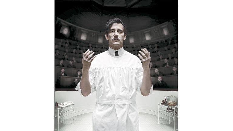 El personaje de Clive Owen, protagonista de la serie cuya segunda temporada finaliza este viernes, se basa en el inciador de la cirugía moderna