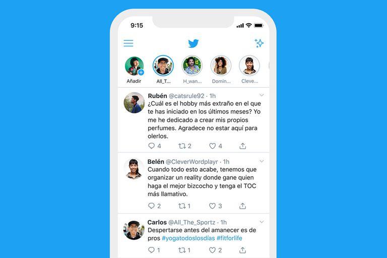 Los contenidos efímeros llegan a Twitter con Fleets, con publicaciones que estarán disponibles solo por tiempo limitado y que aparecerán en la parte superior de la cronología de tuits