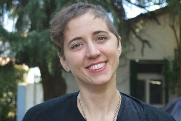 """Sofía Irene Bauzá es la autora del libro """"Y después del ACV qué? Una historia de vida designificada, donde relata su transformación personal tras sufrir un accidente cerebrovascular"""