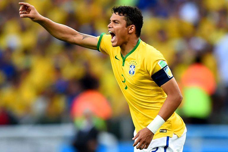 Thiago Silva volverá a la selección brasileña