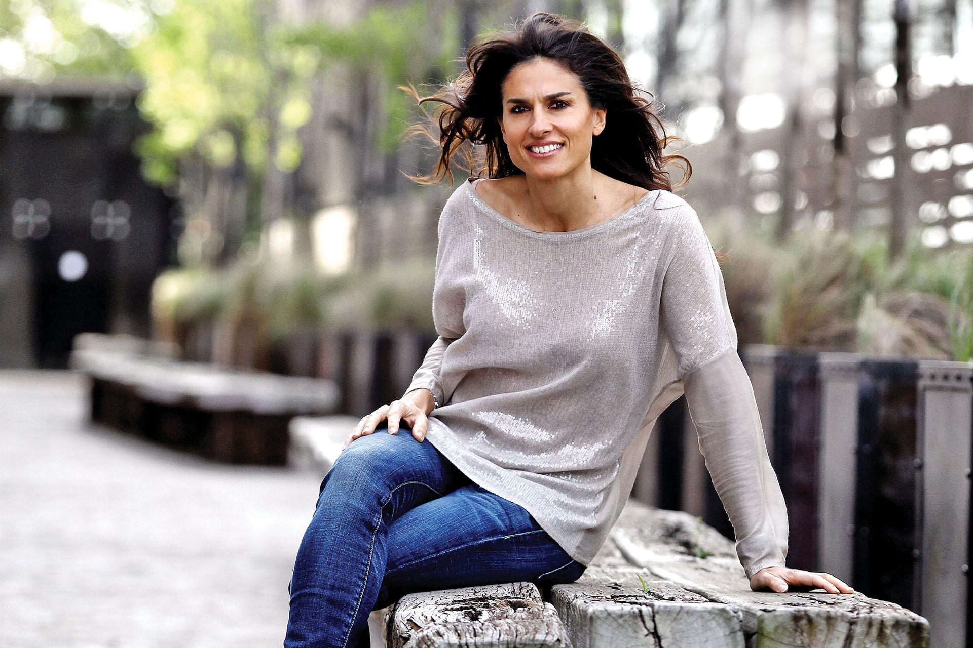 Gabriela Sabatini ha mantenido un muy bajo perfil desde su retiro, en 1996