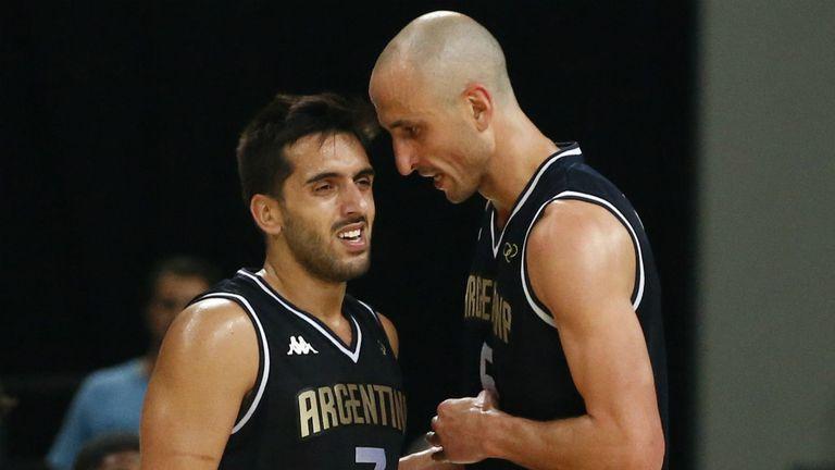 Campazzo y Ginóbili, juntos en Río 2016