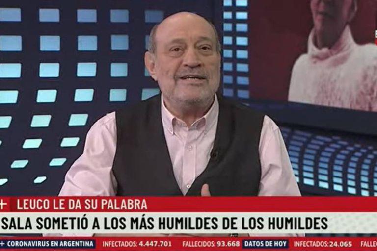 """El lapidario editorial de Leuco: """"Punto final a la farsa cristinista sobre Milagro Sala"""""""