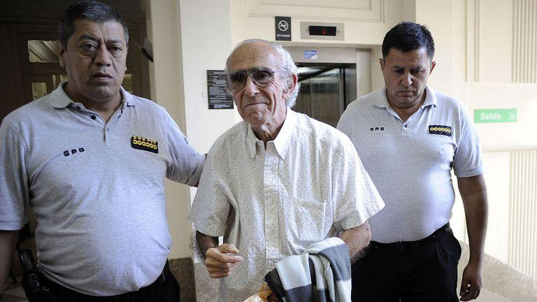 Ricardo Barreda: el femicida que asesinó a su familia y murió en un geriátrico