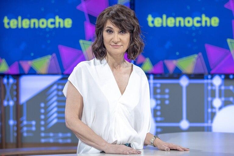 María Laura Santillán se despidió en sus redes de Telenoche