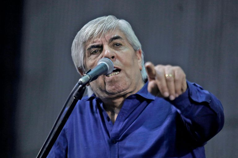 """Polémica: Hugo Moyano pidió """"revisar lo que hicieron algunos periodistas y medios en estos años"""""""