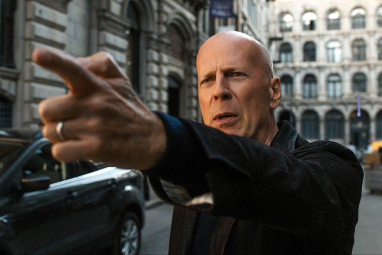 Bruce Willis en Deseo de matar