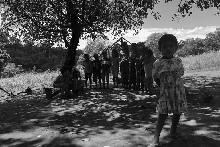 Los niños que se quedaron sin comida por falta de turismo