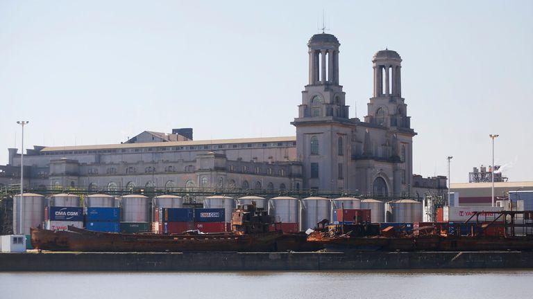 La Central Puerto Nuevo, ícono del Puerto