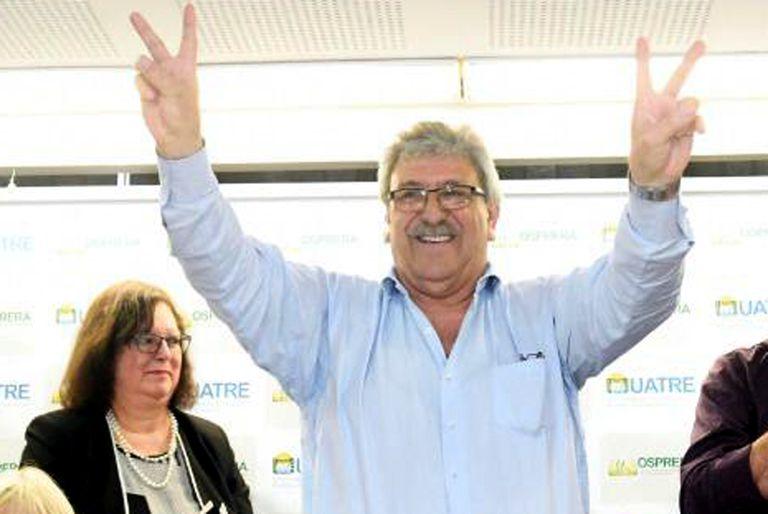 Ramón Ayala, jefe de la Uatre, cerró un acuerdo con la Comisión Nacional de Trabajo Agrario