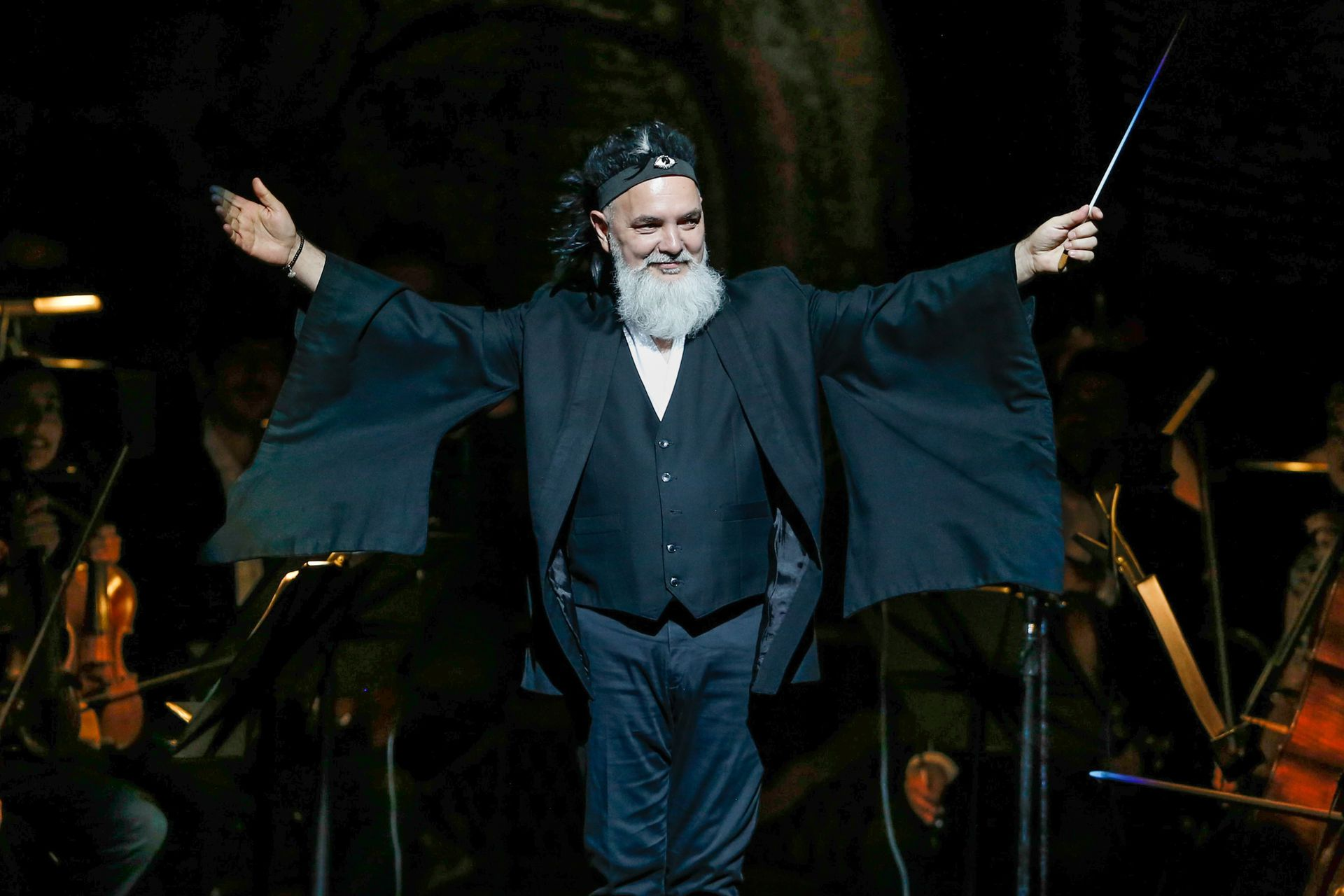 Alejandro Terán, el director del homenaje sinfónico a Gustavo Cerati