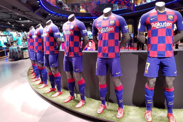 El museo del Camp Nou, para fans de Messi y el Barcelona