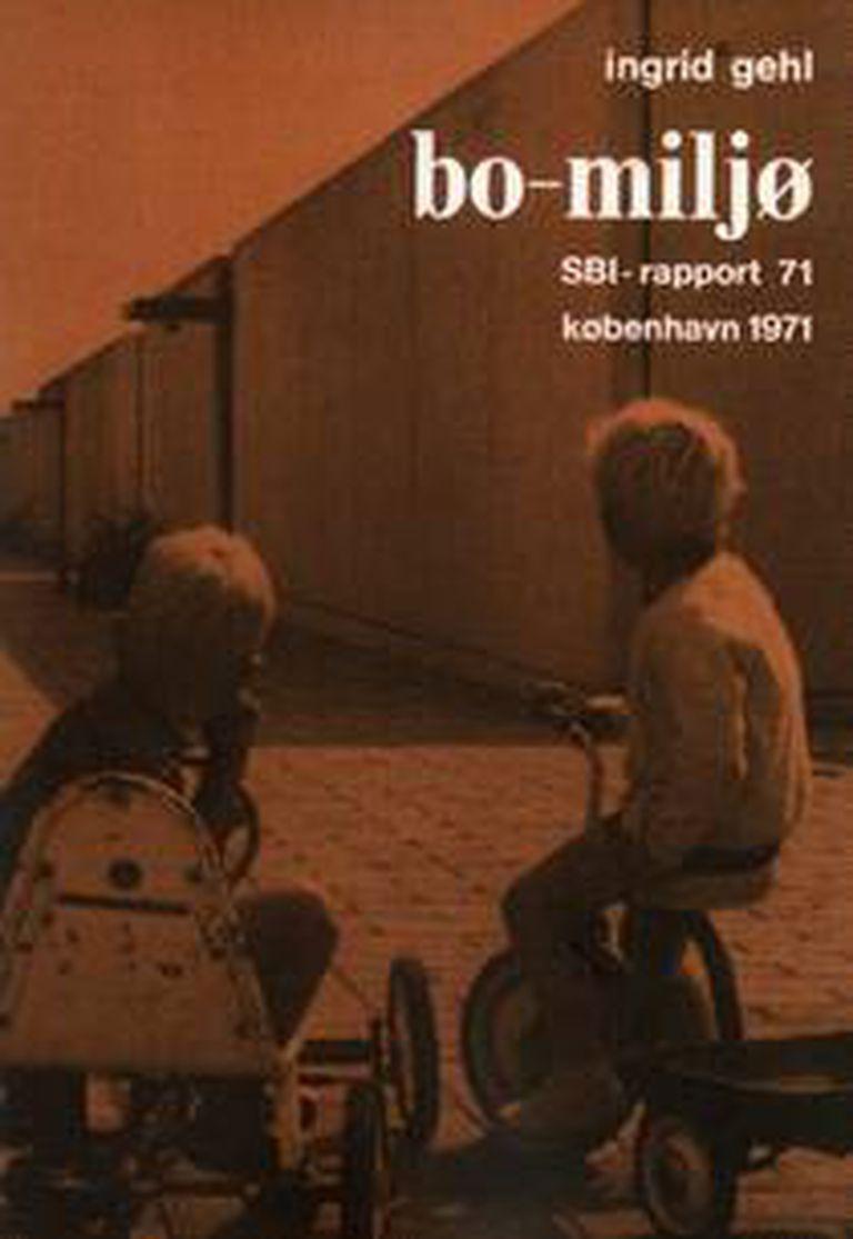 El libro de Ingrid Gehl, Bo-miljo