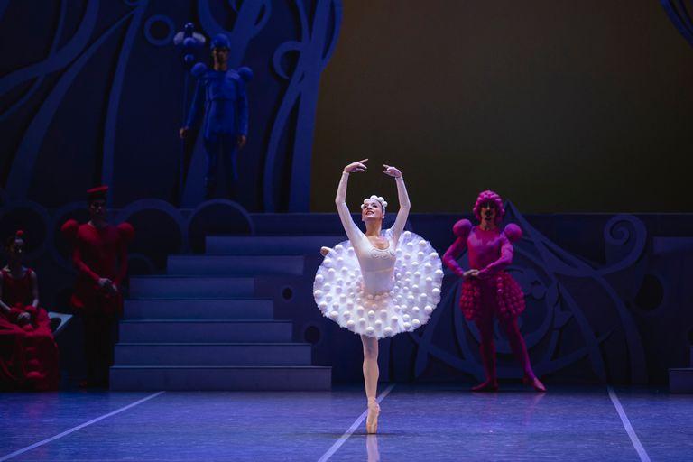 Coronavirus: también vuelve el ballet a Uruguay bajo la mirada de toda la región