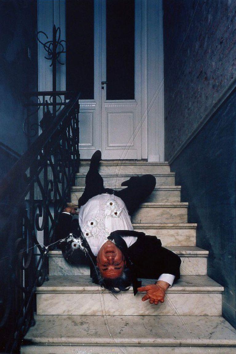 Oscar Bony, Kriminal, 1998