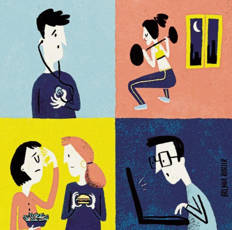 Hiperchequeados: ¿vivimos obsesionados por la salud?