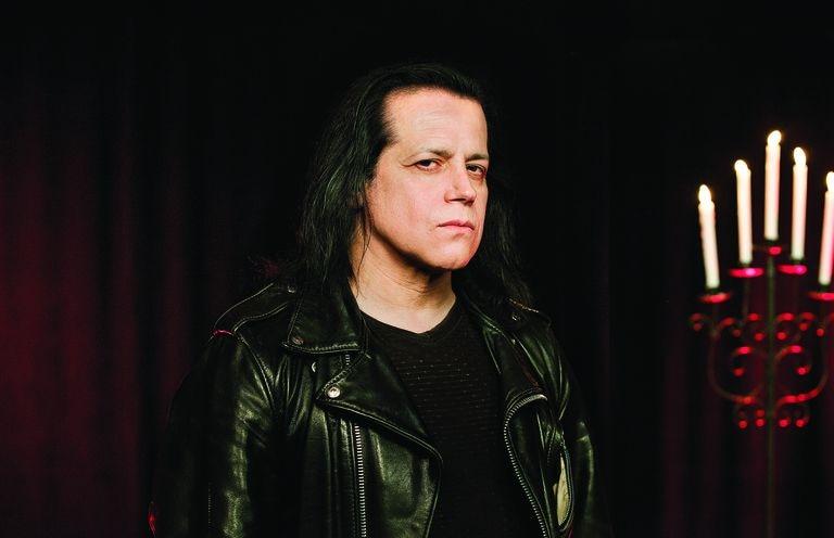 Glenn Danzig: de cantar con Misfits a dirigir cine de terror