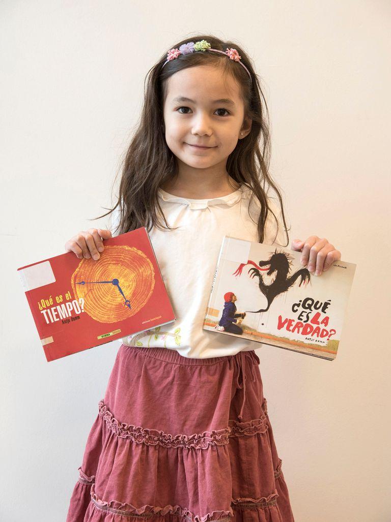 7 años y casi 200 títulos leídos: los lectores más jóvenes de las bibliotecas